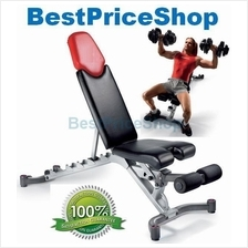 Bowflex 5.1 Professional Dumbbell Sit Up Bench Weightlifting Chair