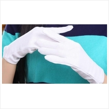 PCCB Banknote Coin Handling 100% Cotton Glove