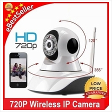 SecurEyes 1280*960P HD P2P Wireless IP Camera + Phone Call Trigger IR