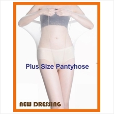Plus Size/Extra Large Pantyhose/ Silk Stocking (XXL)