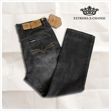 EXTREMA BIG & TALL Hand Washed Black Jeans EXJP6008 (Black)