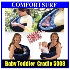 NewBorn Adjustable Baby Sling Toddler Feeding Cradle Carrier Stretch