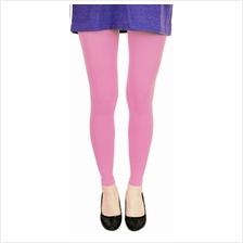 Fashion Quality Leggings Sheer Light Pink