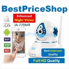 Top HD 720 P2P JA-770MR Best Night Vision Wireless IP CCTV Camera Wifi