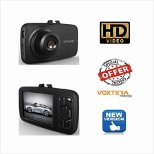 A800 Focus Full HD 720p-1080p Ultra Slim Car Camera Recorder