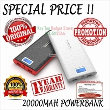 100% Original Pineng Pn920 PowerBank Pn-920 20000 mah Power Bank