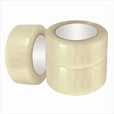 OPP Tape 72mm x 80m Clear
