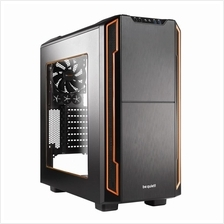 BE QUIET! SILENT BASE 600 WINDOW ATX CHASSIS - ORANGE