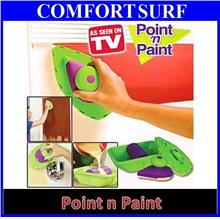 AS Seen ON TV DIY POINT n PAINT Painting System Kit No Tape