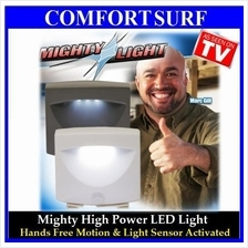 FREE GIFT + Indoor & Outdoor Mighty High Power Motion Sensor LED Light