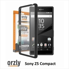 [Ori] Orzly Fusion Bumper Case for Sony Xperia Z5 Compact / z5 compact