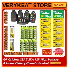GP Original 23AE 27A 12V High Voltage Alkaline Battery Remote Control