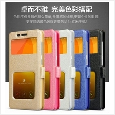 Xiaomi Note 2 leather case + SP+ gift
