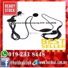 high quality walkie talkie ptt handfree