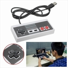 USB Classic Gaming Controller Pad For Nintendo NES Windows PC Mac OS X