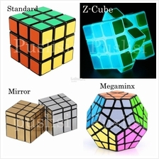 Premium SHS Speed  Magic Rubik Mirror Cube  2x2 3x3 4x4 5x5 6x6 7x7