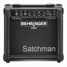 "BEHRINGER BT-108 (20W, 1x8"") Bass Amplifier (NEW) - FREE SHIPPING"