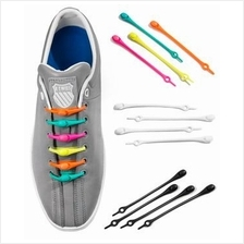 12 straps x Hickies Laceless Shoe Fasteners (Ready-Stock)
