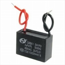 450VAC Metallized Capacitor for Motor Start-up Ceiling Fan