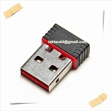 Mini 150Mbps USB WiFi Wireless Realtek 8188EU Adapter Network