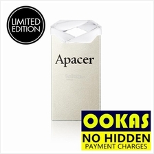 Apacer AH111 Crystal Mini Metal USB Flash Drive 16GB / 8GB Pendrive