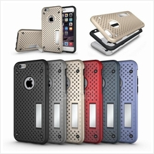 Apple iPhone 6s 6 Plus Air Cushion Tough Armor Bumper Stand Cover Case