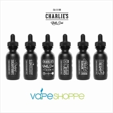 Charlie's Chalk Dust US Premium Vapor E-Liquid