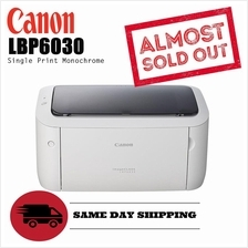 Canon LBP6030 single function monocrome printer like hp P1102