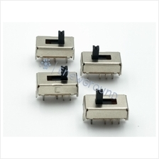 Slide switch (SS23D07VG4, 4PCS)