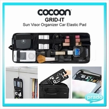 Prado2u GRID-IT Sun Visor Organizer Car Elastic Pad Storage Bag Strap
