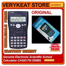 Genuine Electronic Scientific School Calculator CASIO FX-350MS