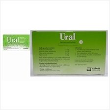 Ural 28 sachet Urine Infection Relief (Penyembuh Sakit Bila Kencing)