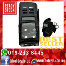 Leather case motorola gp338