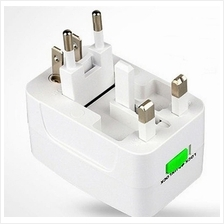 Free Pouch Universal Travel Adaptor Adapter Global Charger World Wide