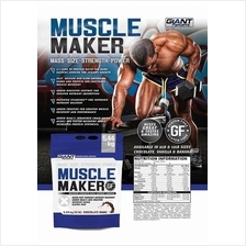 Giant Sport Muscle Maker Mass Gainer Protein 12lbs(PRICE Harga Runding