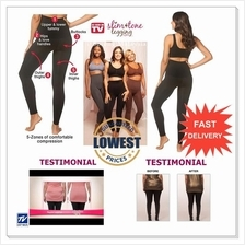 Slim & Tone Leggings / Legging By Same Company As Genie Bra