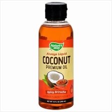 Nature Way Coconut Premium Oil (93% MCT Oil) 10oz rm60