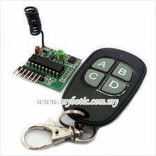 (Active Low,Toggle) RF Remote Control Kit