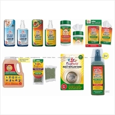 BugBand Insects Mosquitoes Flies Bed Bugs Gnats Fleas Ticks Repellents