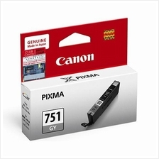 Canon CLI-751 GY Grey Dye ink (Genuine) iP8770 MG6370 MG7570