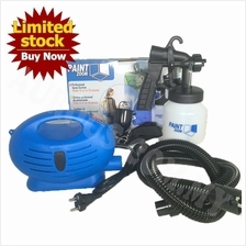 DIY Paint Zoom Electric 3 Way Spray Gun System 800ml Blue Compressor