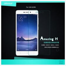 XIAOMI REDMI 3 & PRO 9H NILLKIN TEMPERED GLASS PROTECTOR