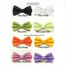 Solid Color Bow Ties, Textured (Wedding/Event/Party)