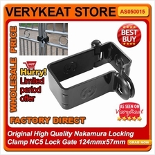 Original High Quality Nakamura Locking Clamp NC5 Lock Gate 124mmx57mm