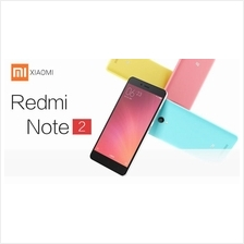 Xiaomi Redmi Note 2 black dual sim 13MP camera Original malaysia