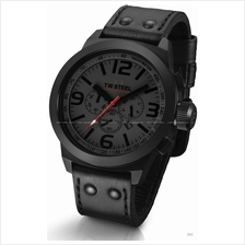 TW Steel TW653 Lucas di Grassi Edition 50mm Chronograph Leather Black
