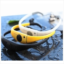 Tayogo WMP8 Waterproof Built in 8GB Stereo Sport Headset FM Receiver