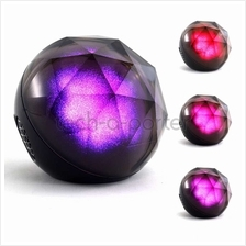 Colorful Light Ball Bluetooth Speakers with Remote