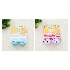 PW0076 CUTIE ANIMAL 3D SOCK