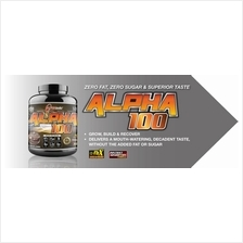 Alphabolic Alpha ISO100 (Zero Sugar Fat) isolate whey protein 5lbs